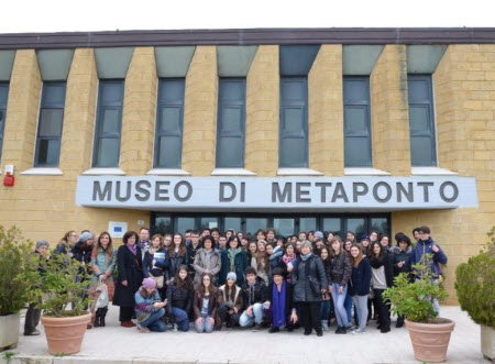museo di metaponto AIMS