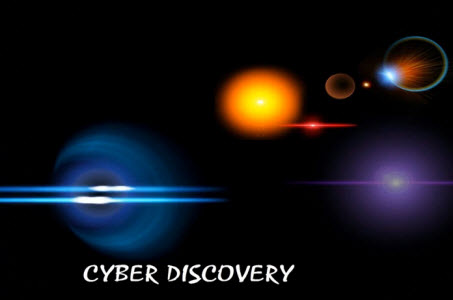 project logo cyberdiscovery