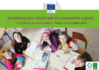 school leaders Vilnius 2013 header2
